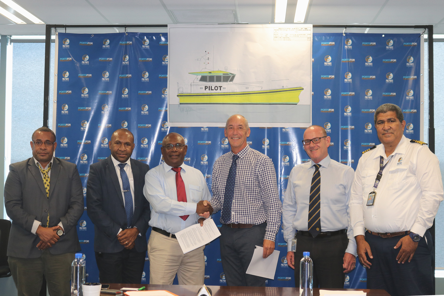 PNG Ports adds new boats